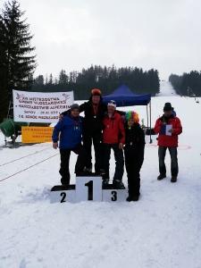 Bukówczanie na mistrzostwach Gminy W-CE w narciarstwie alpejskim-10