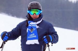 Bukówczanie na mistrzostwach Gminy W-CE w narciarstwie alpejskim-11