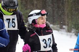 Bukówczanie na mistrzostwach Gminy W-CE w narciarstwie alpejskim-12
