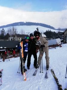 Bukówczanie na mistrzostwach Gminy W-CE w narciarstwie alpejskim-7