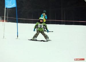 Bukówczanie na mistrzostwach Gminy W-CE w narciarstwie alpejskim-8