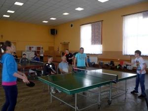 I Mistrzostwa Bukówca w tenisie stołowym-13