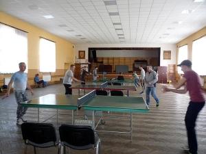 I Mistrzostwa Bukówca w tenisie stołowym-1