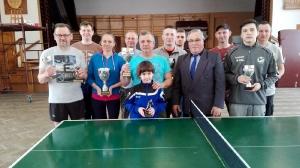 I Mistrzostwa Bukówca w tenisie stołowym-7