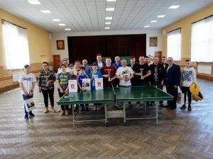 III Mistrzostwa Bukówca w tenisie stołowym-2