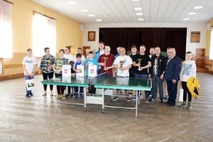 III Mistrzostwa Bukówca w tenisie stołowym-8