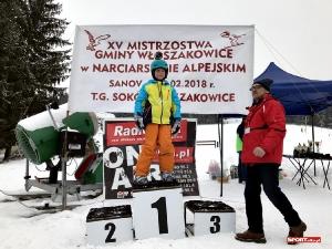 Mistrzostwa Gminy w Narciarstwie 2018-13