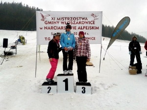 Mistrzostwa Gminy w Narciarstwie 2018-16