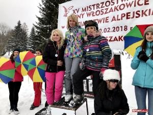 Mistrzostwa Gminy w Narciarstwie 2018-9