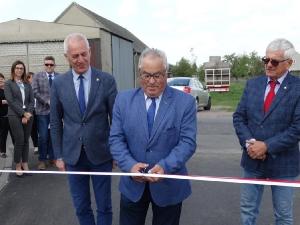 Nowe asfaltowe drogi w Bukówcu-11