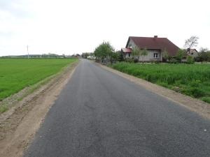 Nowe asfaltowe drogi w Bukówcu-14