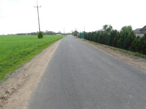 Nowe asfaltowe drogi w Bukówcu-15