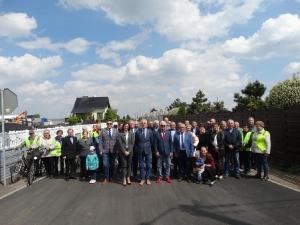 Nowe asfaltowe drogi w Bukówcu-16