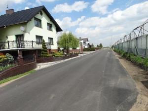 Nowe asfaltowe drogi w Bukówcu-19
