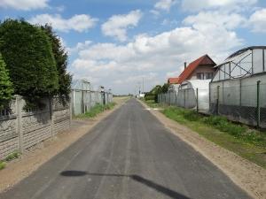Nowe asfaltowe drogi w Bukówcu-20