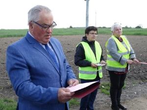 Nowe asfaltowe drogi w Bukówcu-8