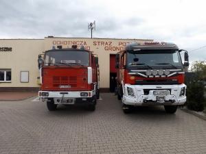 Nowy wóz strażacki -1