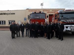 Nowy wóz strażacki -2