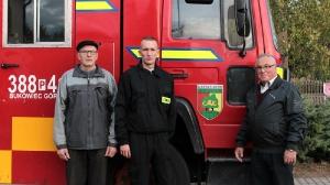 Nowy wóz strażacki -3