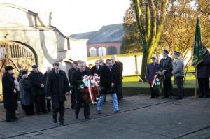 Obchody 95 rocznicy wybuchu Powstania Wielkopolskiego