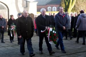 Obchody rocznicowe wybuchu Powstania Wielkopolskiego 2018-12