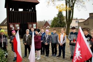 Obchody Stulecia Niepodległości w Bukówcu-2