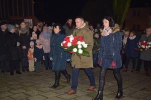 Obchody stulecia wybuchu Powstania Wielkopolskiego w Bukówcu-10