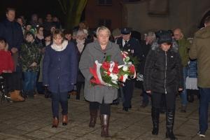 Obchody stulecia wybuchu Powstania Wielkopolskiego w Bukówcu-11