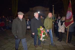 Obchody stulecia wybuchu Powstania Wielkopolskiego w Bukówcu-12