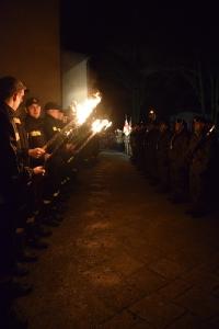 Obchody stulecia wybuchu Powstania Wielkopolskiego w Bukówcu-13