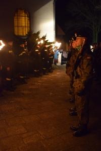 Obchody stulecia wybuchu Powstania Wielkopolskiego w Bukówcu-14
