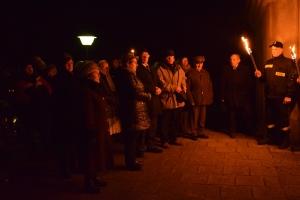 Obchody stulecia wybuchu Powstania Wielkopolskiego w Bukówcu-16