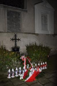 Obchody stulecia wybuchu Powstania Wielkopolskiego w Bukówcu-17