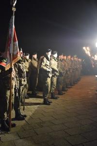 Obchody stulecia wybuchu Powstania Wielkopolskiego w Bukówcu-34