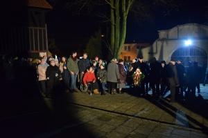 Obchody stulecia wybuchu Powstania Wielkopolskiego w Bukówcu-35