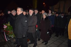 Obchody stulecia wybuchu Powstania Wielkopolskiego w Bukówcu-40