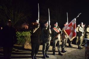Obchody stulecia wybuchu Powstania Wielkopolskiego w Bukówcu-5