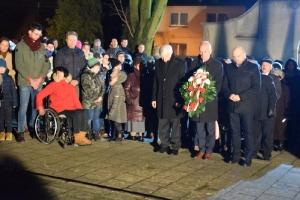 Obchody stulecia wybuchu Powstania Wielkopolskiego w Bukówcu-6
