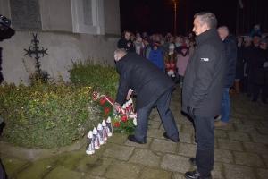 Obchody stulecia wybuchu Powstania Wielkopolskiego w Bukówcu-7
