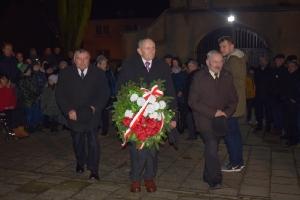 Obchody stulecia wybuchu Powstania Wielkopolskiego w Bukówcu-8