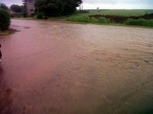 Powódź w Bukówcu