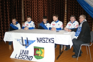Unia Leszno w Bukówcu