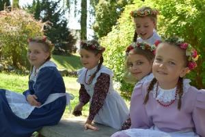 Zespół Nowe Lotko na Spotkaniach z Folklorem w Chludowie-11