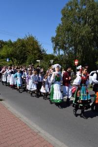 Zespół Nowe Lotko na Spotkaniach z Folklorem w Chludowie-15