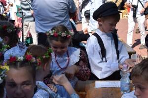 Zespół Nowe Lotko na Spotkaniach z Folklorem w Chludowie-19