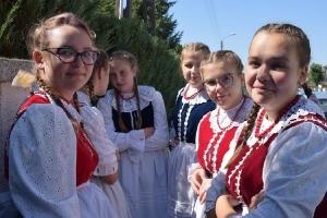 Zespół Nowe Lotko na Spotkaniach z Folklorem w Chludowie-1