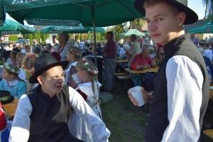 Zespół Nowe Lotko na Spotkaniach z Folklorem w Chludowie-21