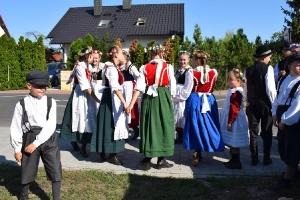 Zespół Nowe Lotko na Spotkaniach z Folklorem w Chludowie-27