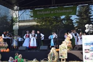 Zespół Nowe Lotko na Spotkaniach z Folklorem w Chludowie-37