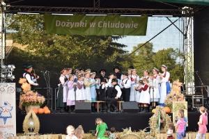 Zespół Nowe Lotko na Spotkaniach z Folklorem w Chludowie-40